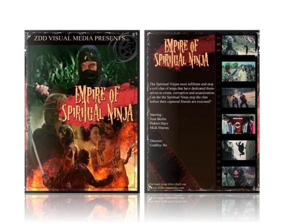 Empire of the Spiritual Ninja