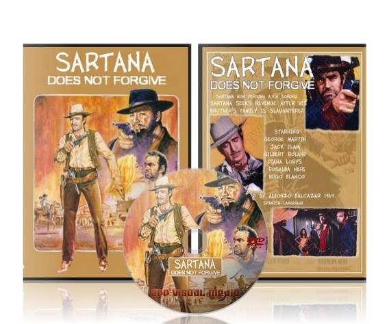 Sartana Does Not Forgive