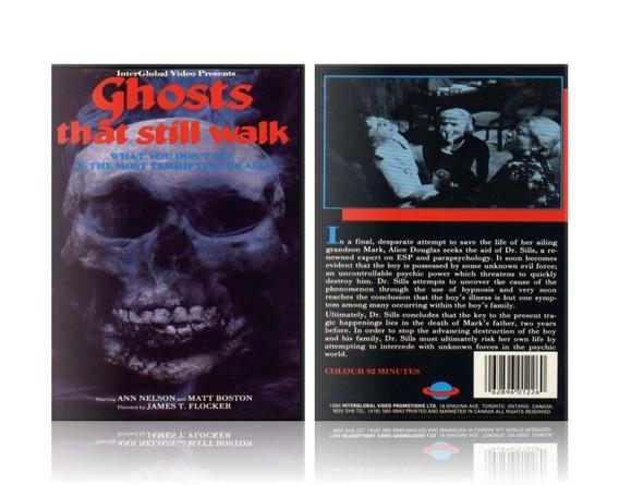 Ghosts That Still Walk