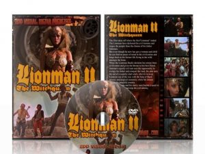 Lionman II: The Witchqueen