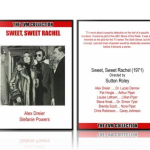 Sweet, Sweet Rachel
