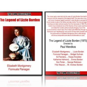 Legend Of Lizzie Borden