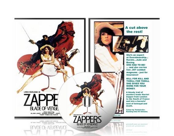 Zapper's Blade of Vengeance