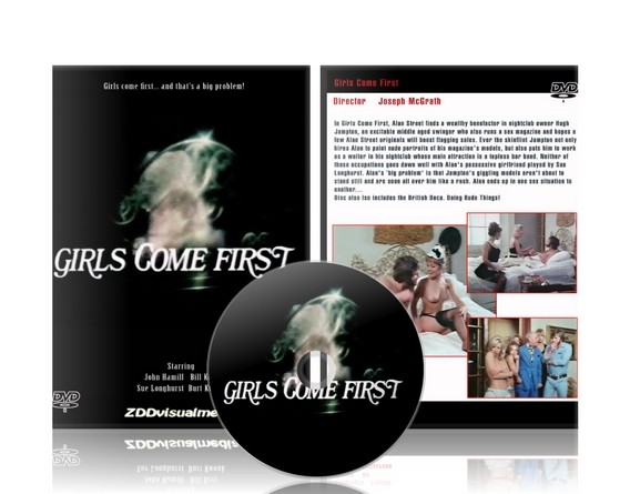 Girls Come First