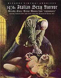1970s Italian Sexy Horror