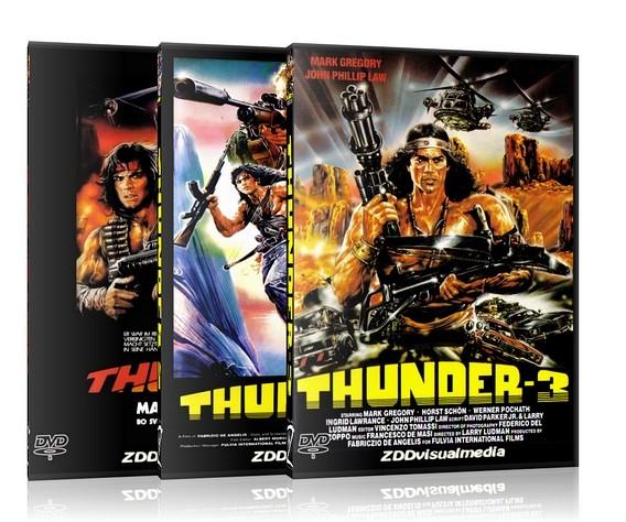 Thunder Warrior Collection