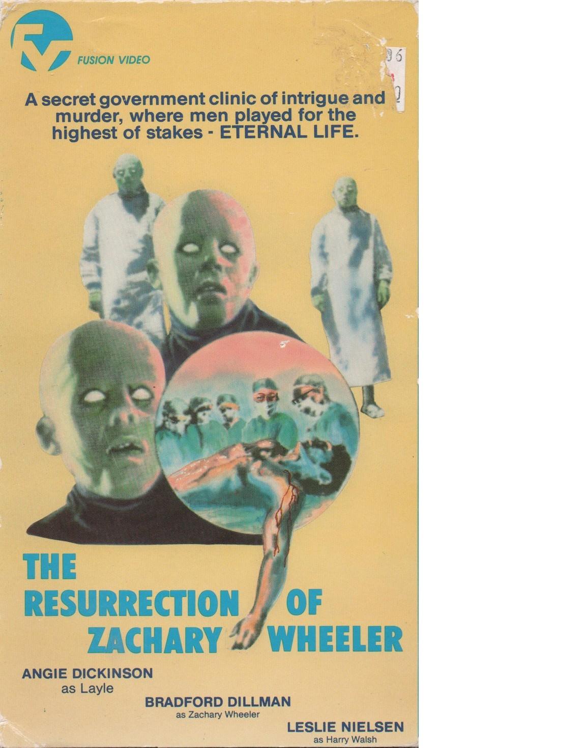 Resurrection Of Zachary Wheeler