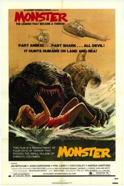It Came from the Lake (Monstroid)