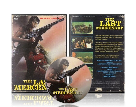 Last Mercenary, The