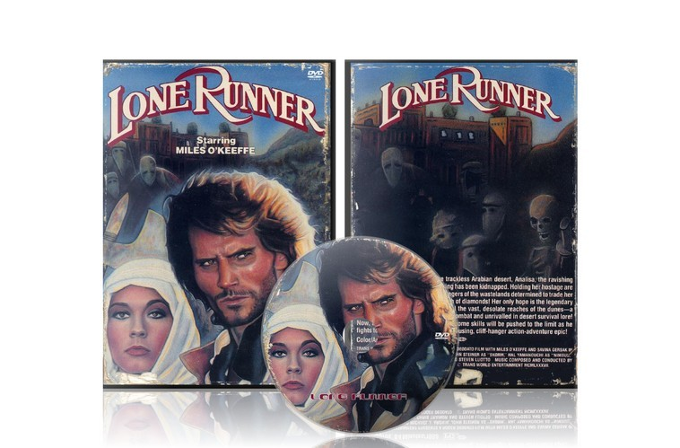 Lone Runner