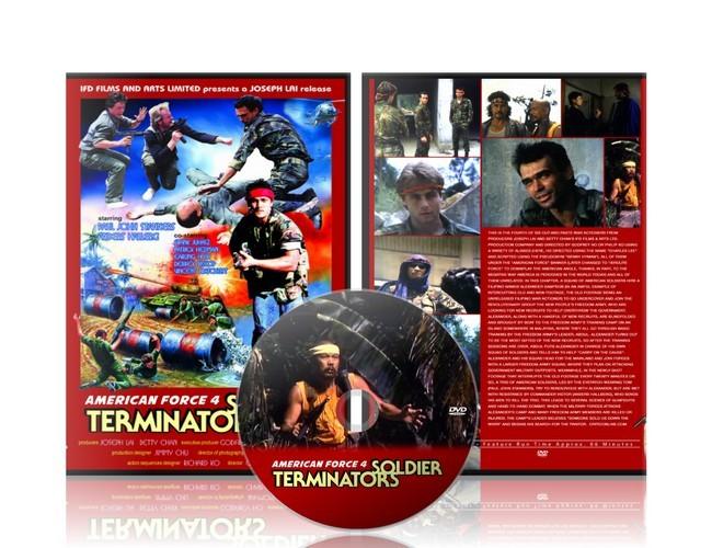 American Force 4: Soldier Terminators