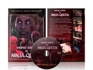 Vampire Raiders: Ninja Queen
