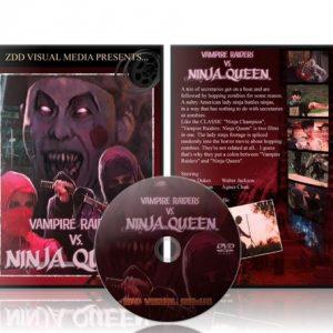Vampire Raiders: Ninja Queen