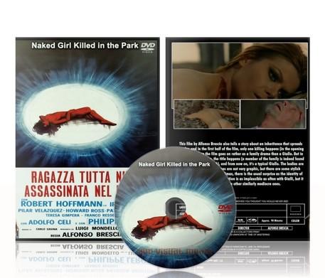 Naked girl killed in the park (upgrade)
