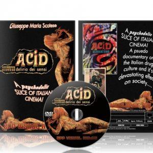 Acid delirium of the senses