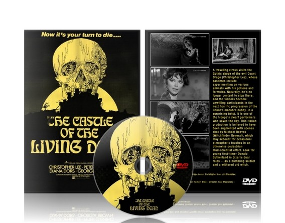Castle of the Living Dead (widescreen)