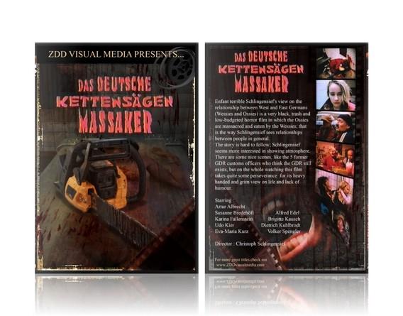 German Chainsaw Massacre