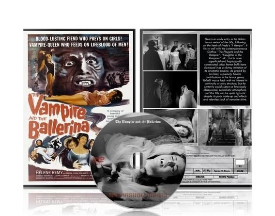 Vampire and the Ballerina