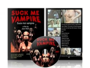 Suck Me Vampire