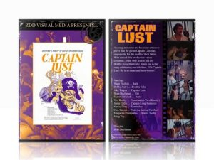 Captain Lust and the Pirate Women